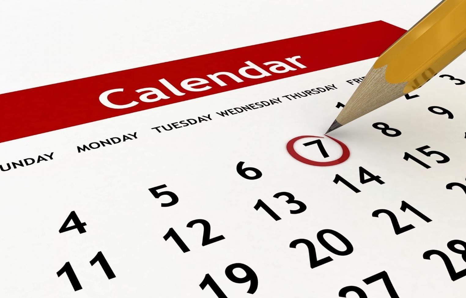 EDI Calendar