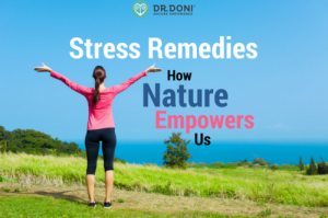 How outdoor stress relief can empower us