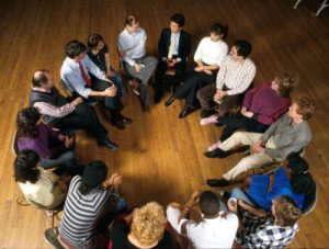 addiction resources include AA meetings