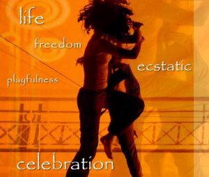 Full Moon Ecstatic Dance + Embodied Movement Party @ Gather