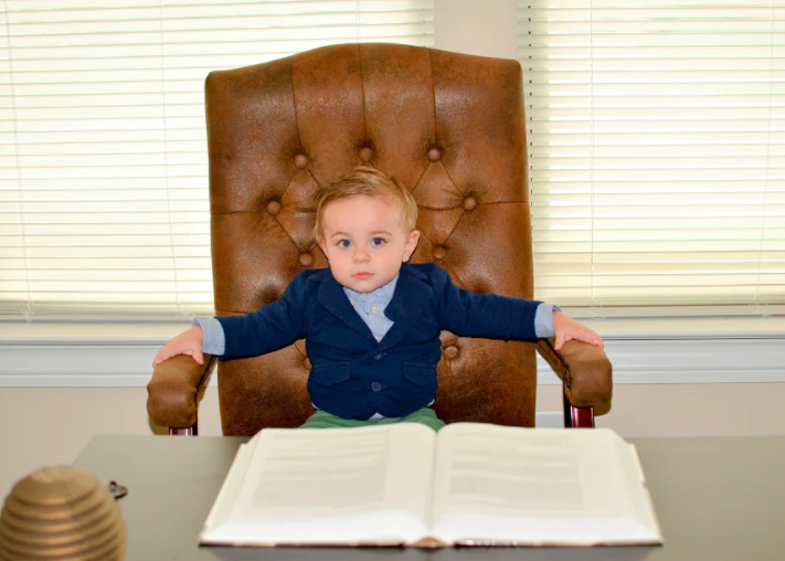 What do you (still) want to be when you grow up? Childhood interests lead to adult purpose