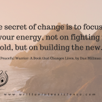 full potential comes from building the new