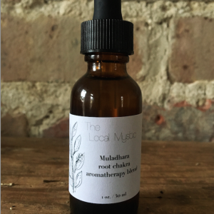 Root Chakra Aromatherapy Oil