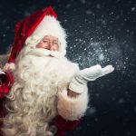 finding santa claus